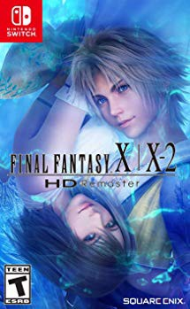 169 - Final Fantasy X|X-2 HD Remaster