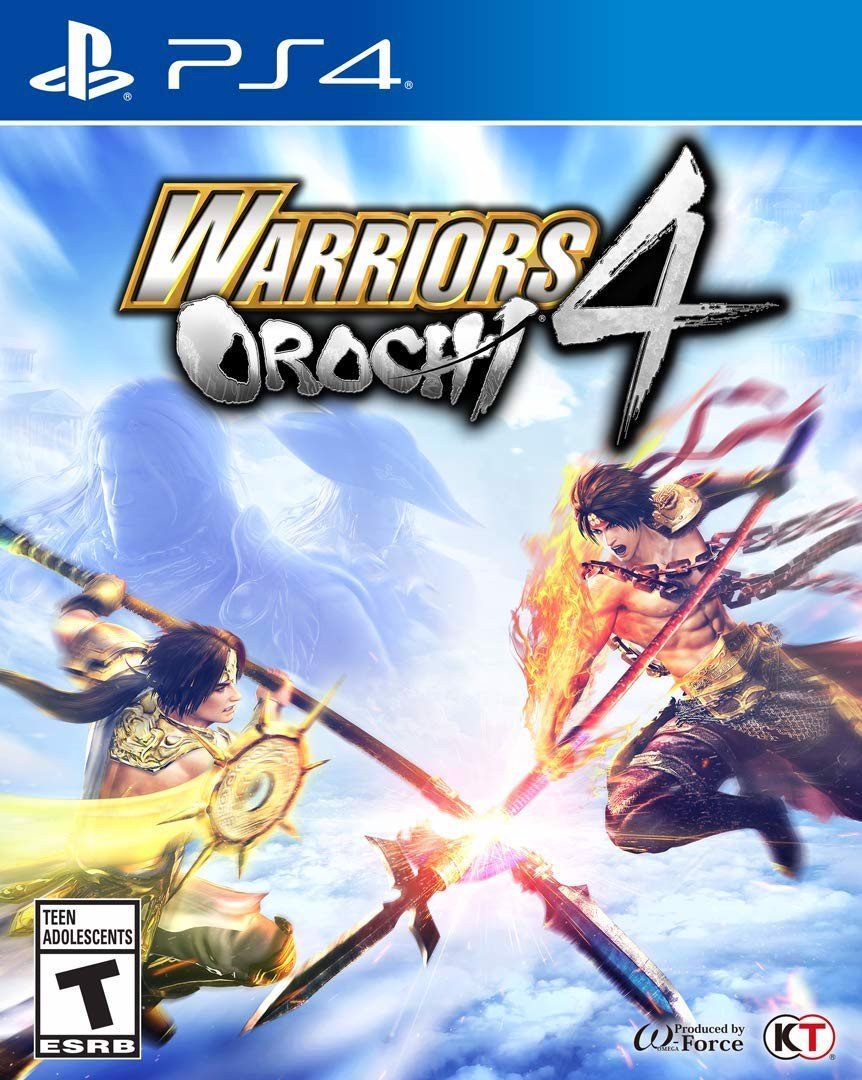 662 - Warriors Orochi 4