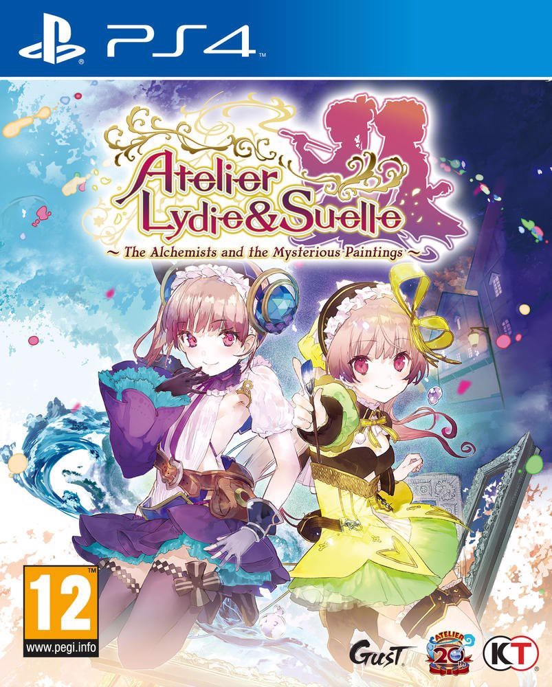 574 - Atelier Lydie & Suelle: The Alchemists & the Mysterious Paintings - Eu Ver
