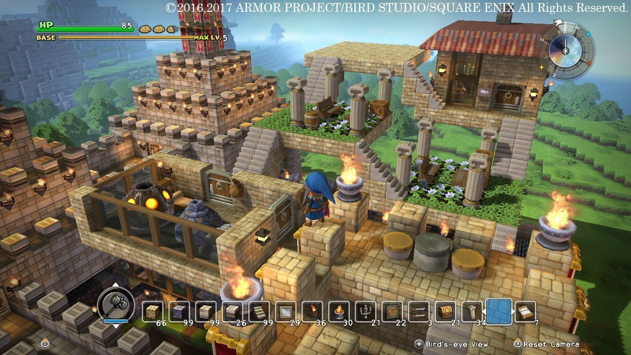 073 - Dragon Quest Builders