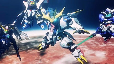 233 - SD Gundam G Generation Cross Rays