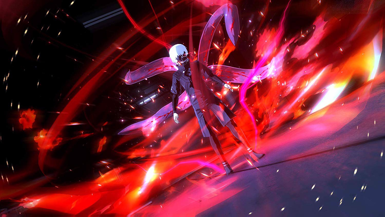 770 - Tokyo Ghoul: re Call to Exist