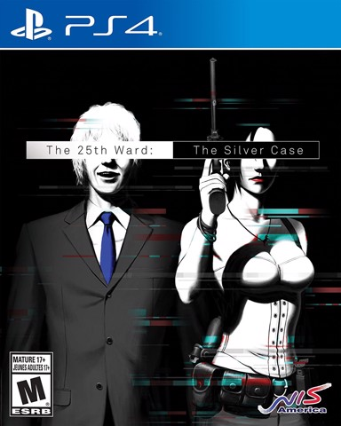 563 - The 25th Ward: The Silver Case Limited Edition