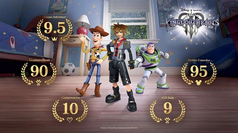 687 - Kingdom Hearts III