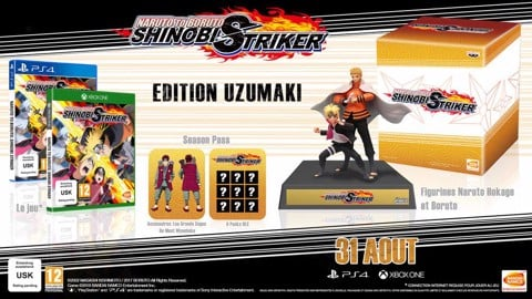 634 - Naruto to Boruto: Shinobi Striker - Uzumaki Edition