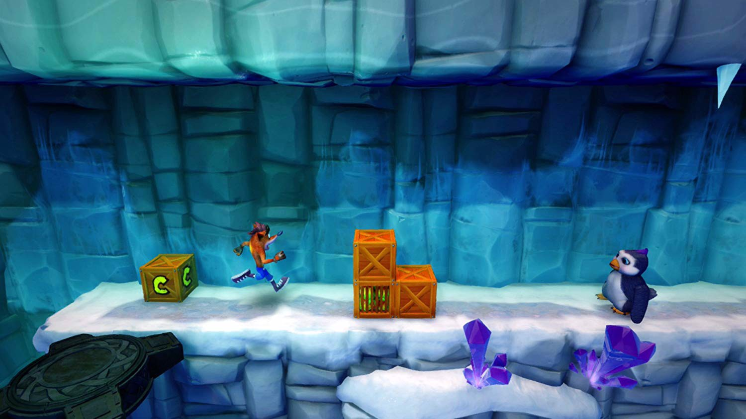109 - Crash Bandicoot N. Sane Trilog
