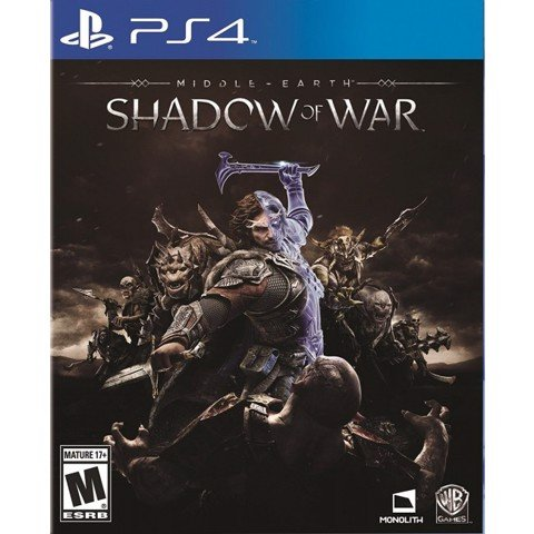 490 - Middle-Earth: Shadow Of War - EUR VER