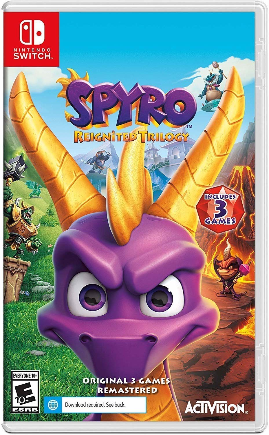 199 - Spyro Reignited Trilogy