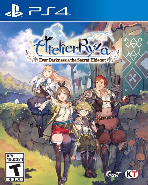 758 - Atelier Ryza: Ever Darkness & The Secret Hideout