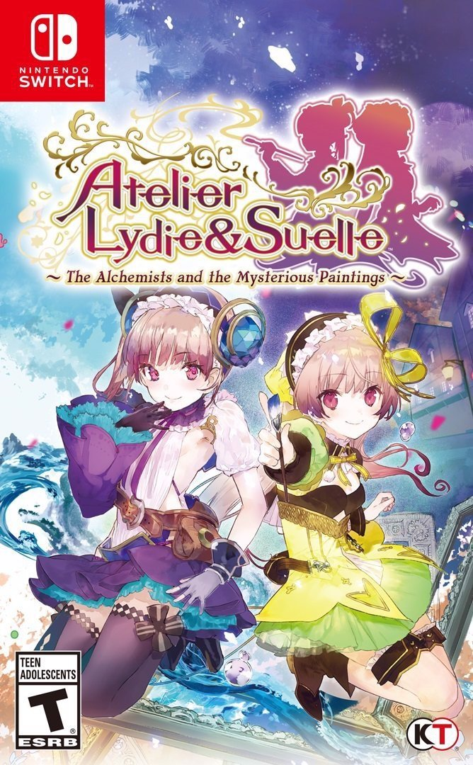 082 - Atelier Lydie & Suelle: The Alchemists & the Mysterious Paintings
