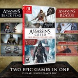 235 - Assassin's Creed: The Rebel Collection