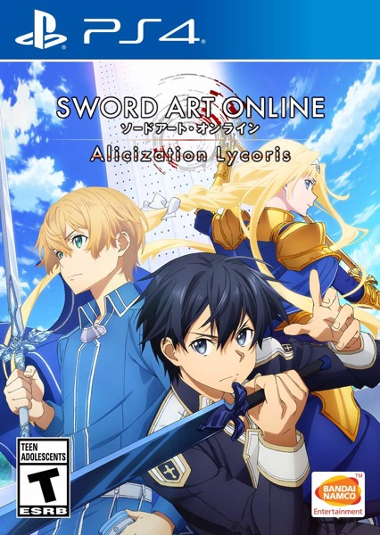 807 - Sword Art Online: Alicization Lycoris