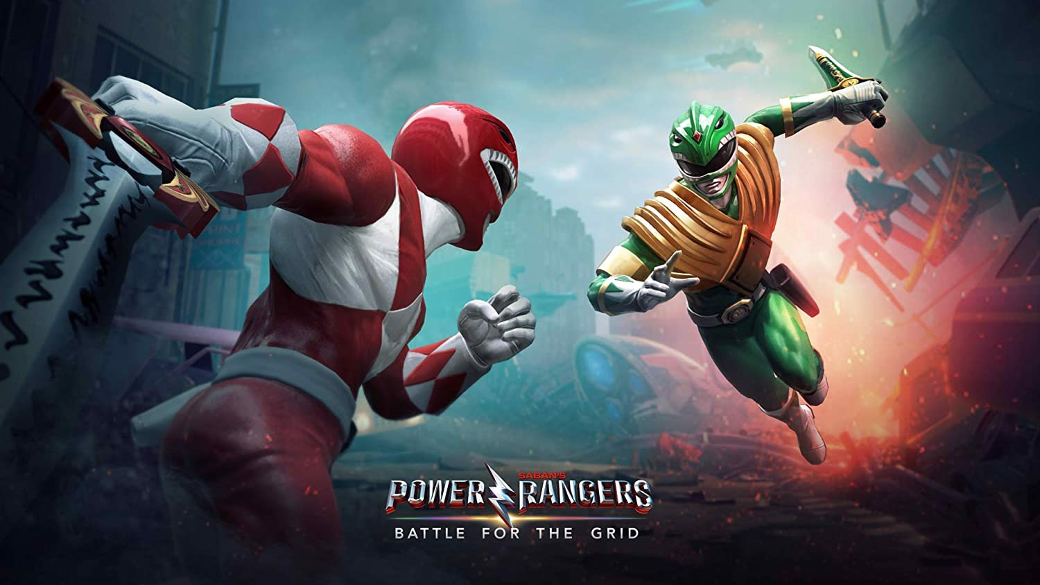278 - Power Rangers: Battle for the Grid: Collector's Edition