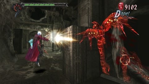 564 - Devil May Cry HD Collection