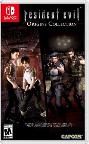 177 - Resident Evil Origins Collection