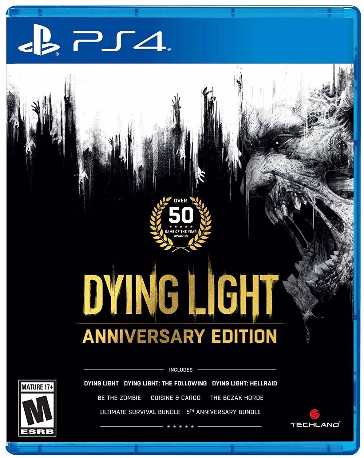 847 - Dying Light Anniversary Edition