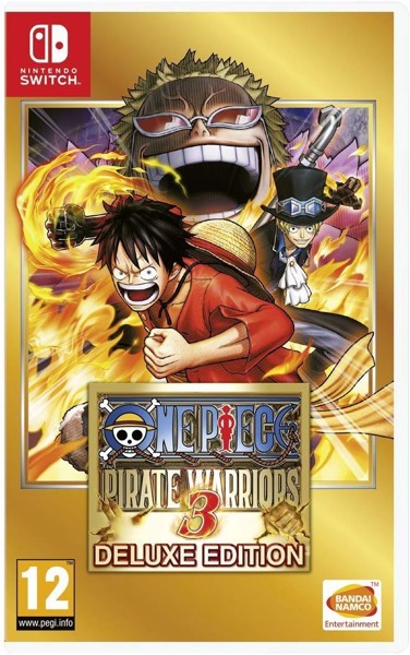 100 - One Piece 3 - Deluxe Edition