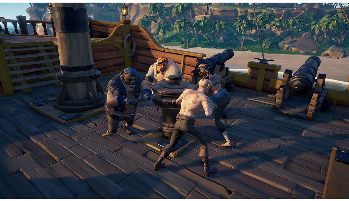 255 - Sea of Thieves