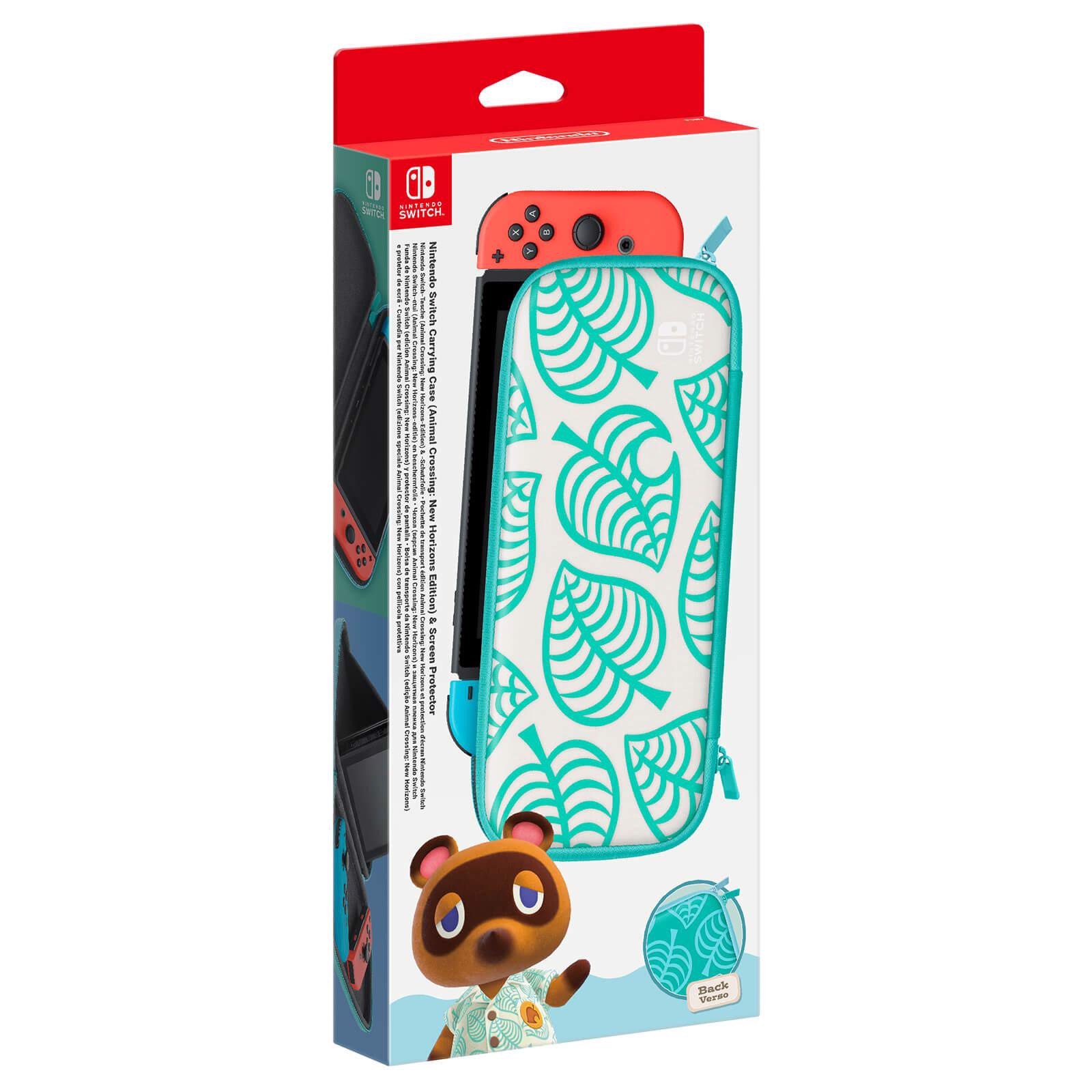 Nintendo Switch Pouch - Animal Crossing: