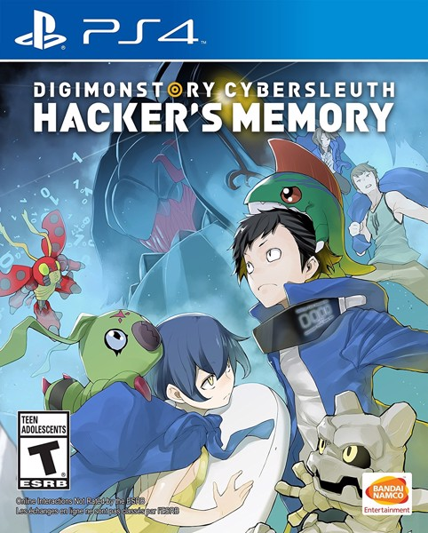 535 - Digimon Story Cyber Sleuth: Hacker's Memory