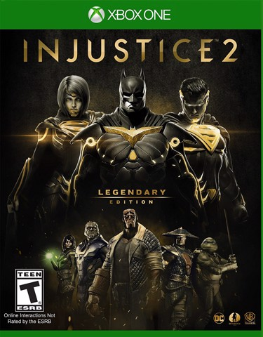260 - Injustice 2: Legendary Edition