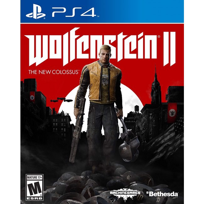 505 - Wolfenstein 2: The New Colossus