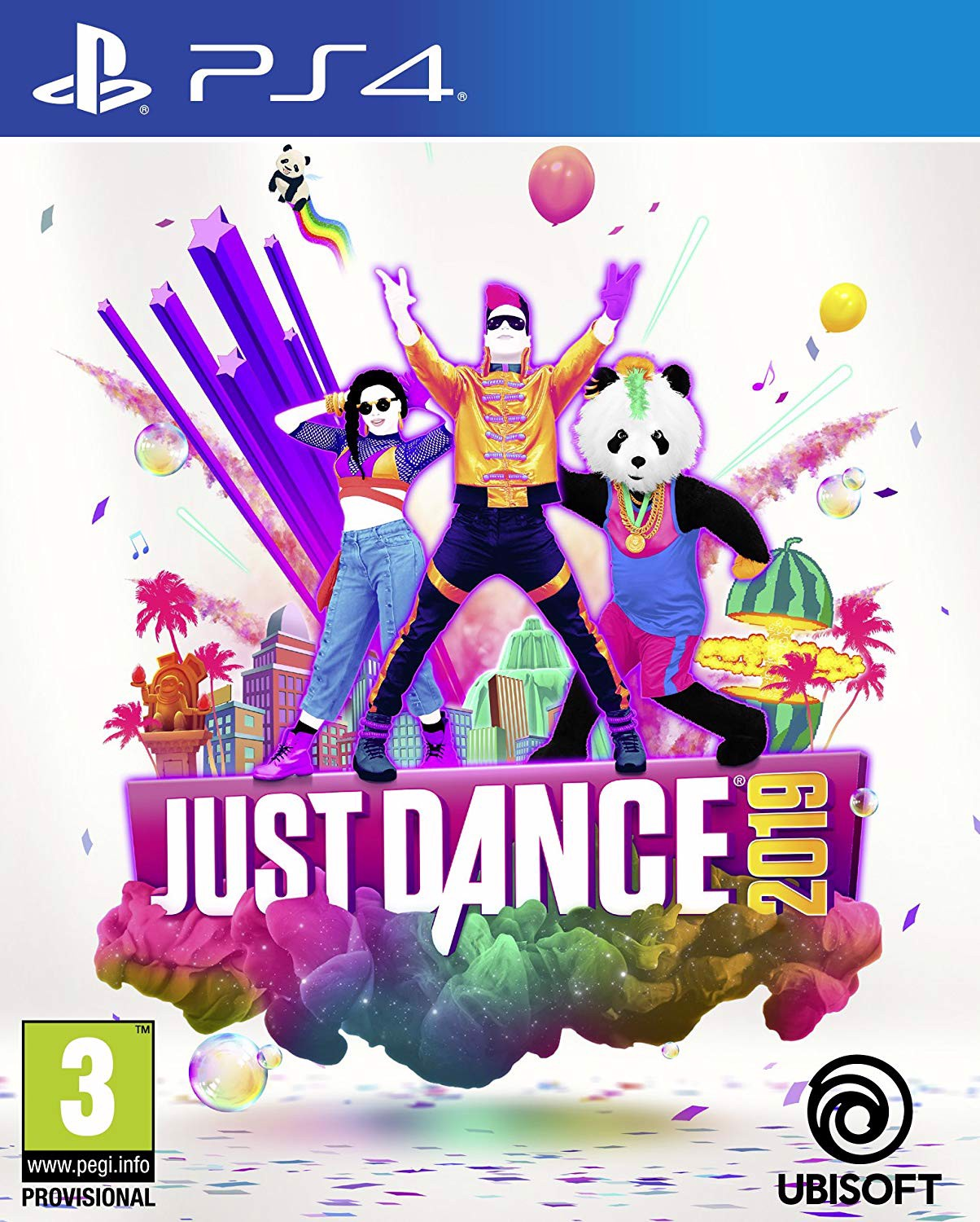 664 - Just Dance 2019-US VER