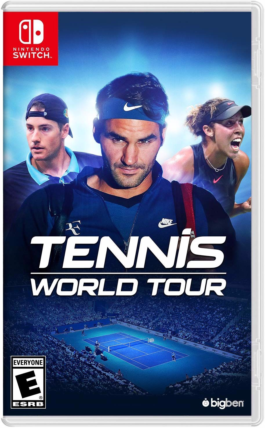 108 - Tennis World Tour