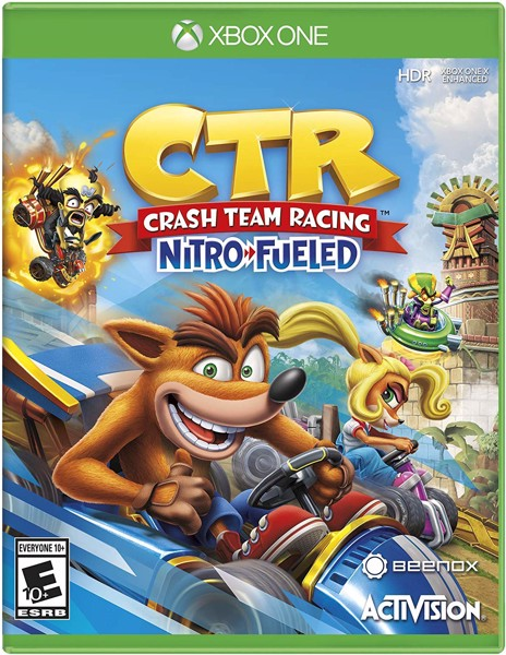 322 - Crash Team Racing - Nitro Fueled