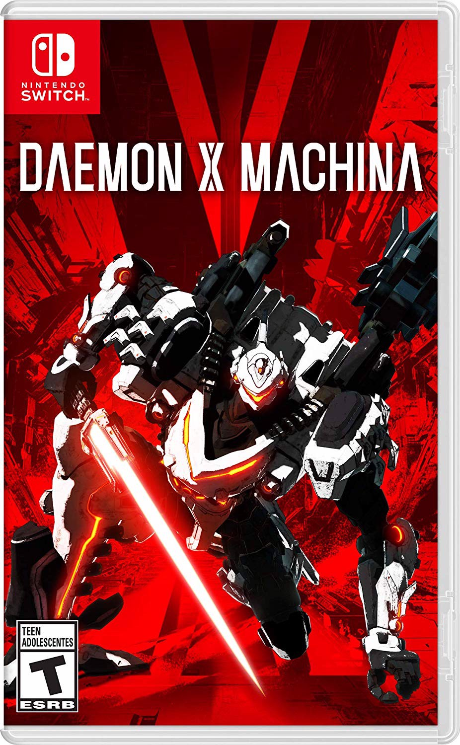 203 - Daemon X Machina