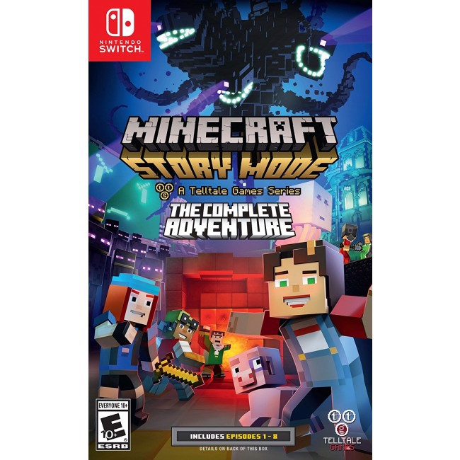029 - Minecraft: Story Mode - The Complete Adventure