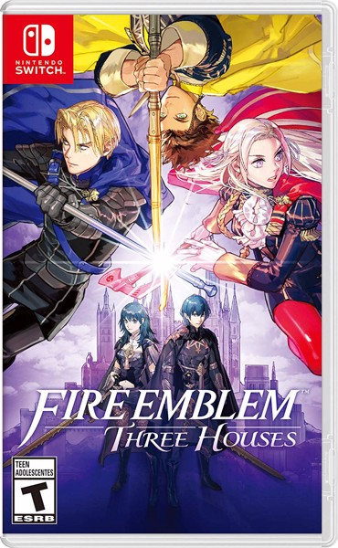 194 - Fire Emblem: Three Houses