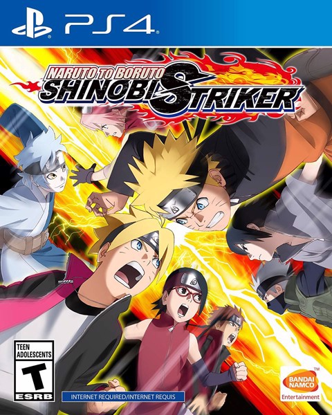 635 - Naruto to Boruto: Shinobi Striker - Deluxe Edition