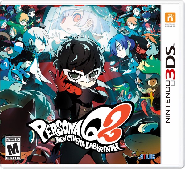 249 - Persona Q2: New Cinema Labyrinth ''Showtime''