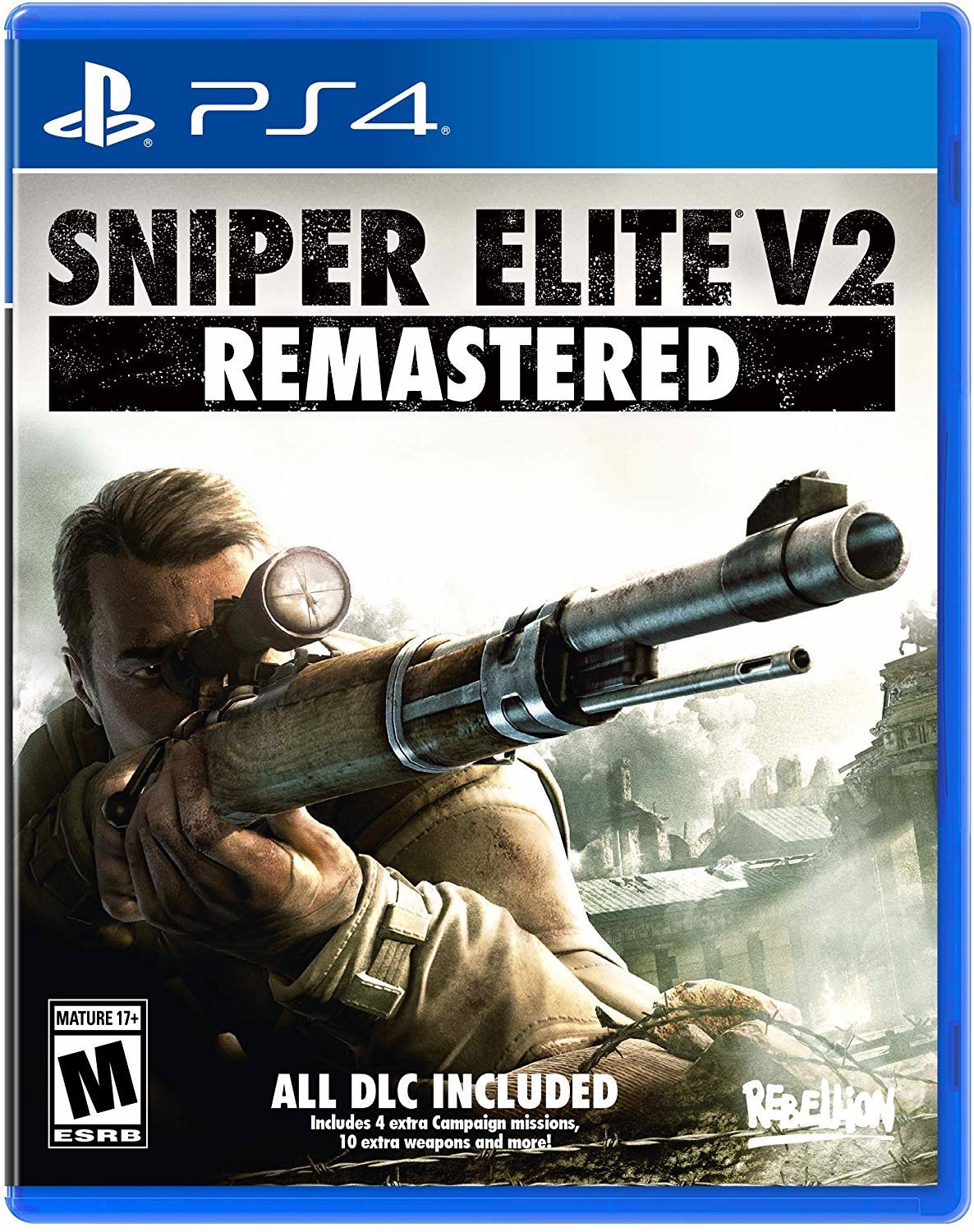 721 - Sniper Elite V2 Remastered
