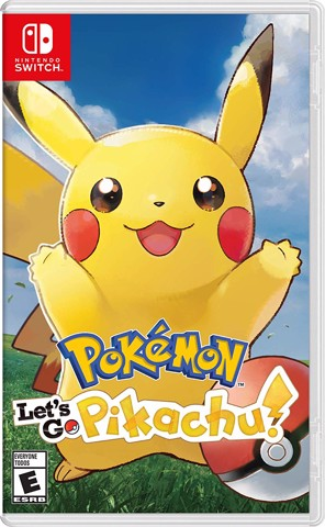 145 - Pokemon: Let's Go, Pikachu!