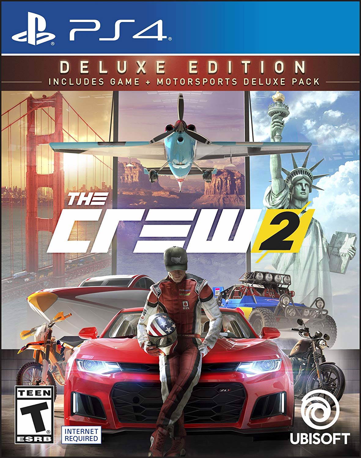 615 - The Crew 2 Deluxe Edition