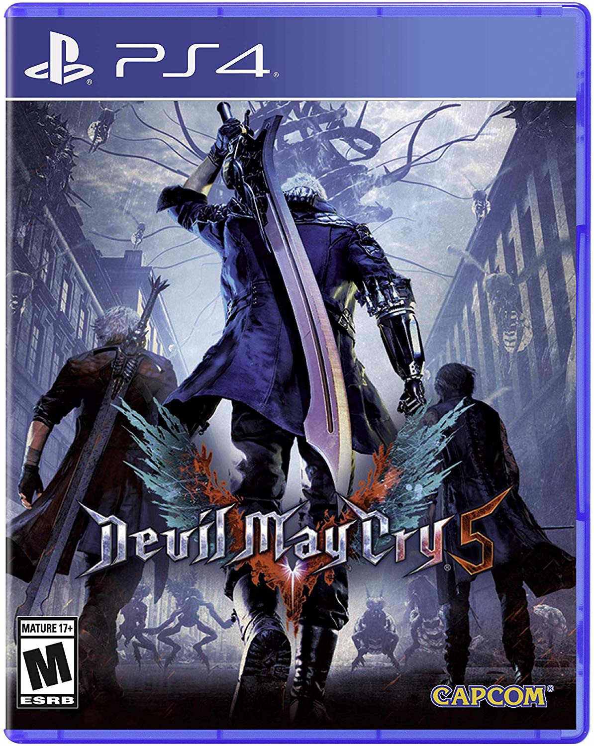 700 - Devil May Cry 5