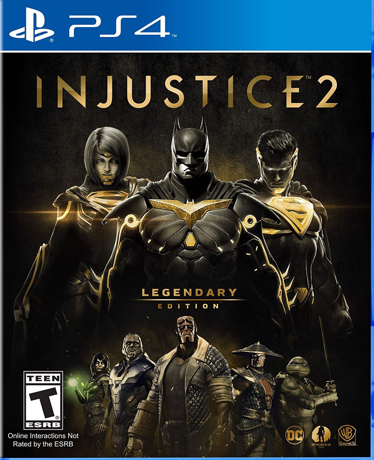 582 - Injustice 2: Legendary Edition
