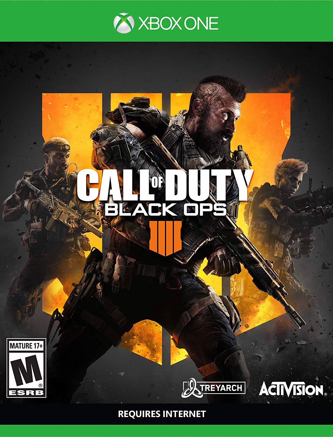 291 - Call of Duty: Black Ops 4