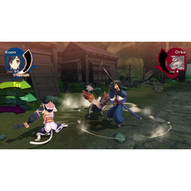 252 - Utawarerumono: Mask of Truth