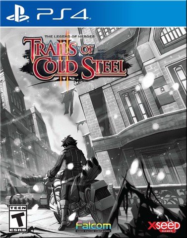 725 - The Legend of Heroes: Trails of Cold Steel II - Relentless Edition