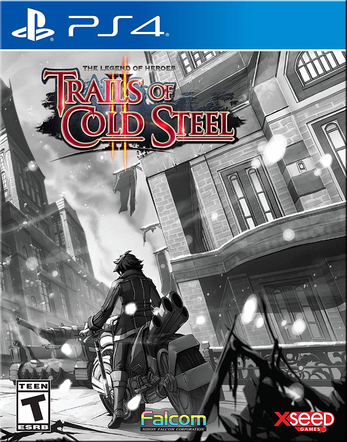 725 - The Legend of Heroes: Trails of Cold Steel II
