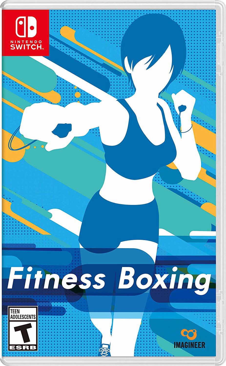 172 - Fitness Boxing