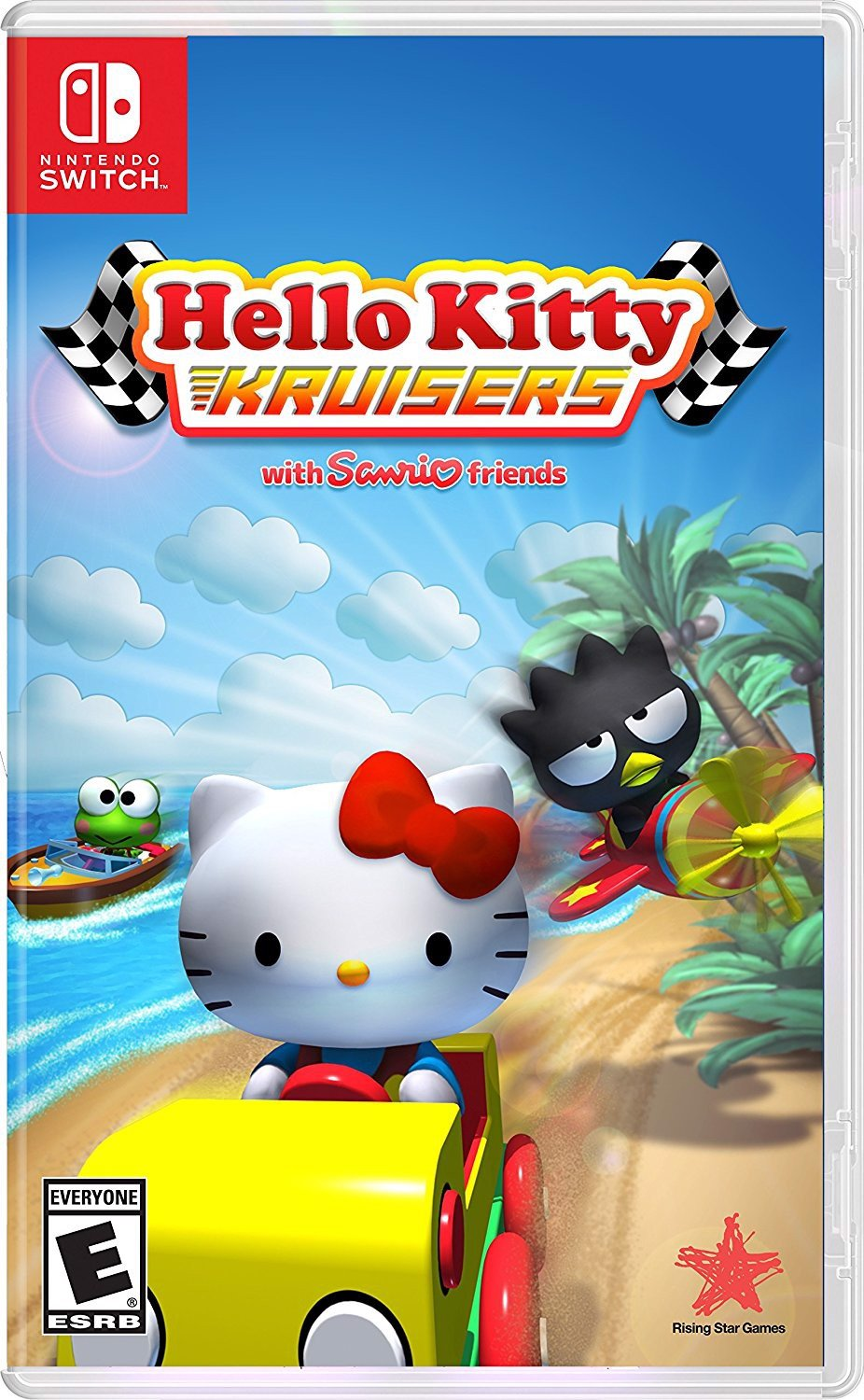 086 - Hello Kitty Kruisers with Sanrio Friends