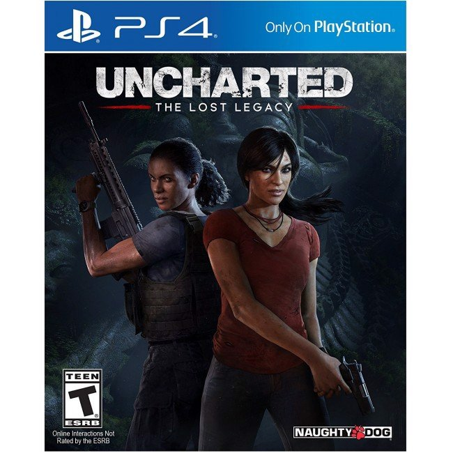 450 - UNCHARTED: The Lost Legacy