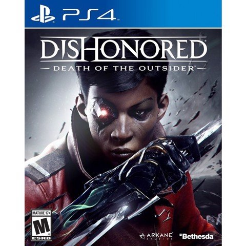 472 - Dishonored: Death of the Outsider