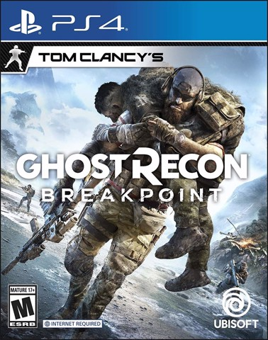 751 - Tom Clancy's Ghost Recon Breakpoint