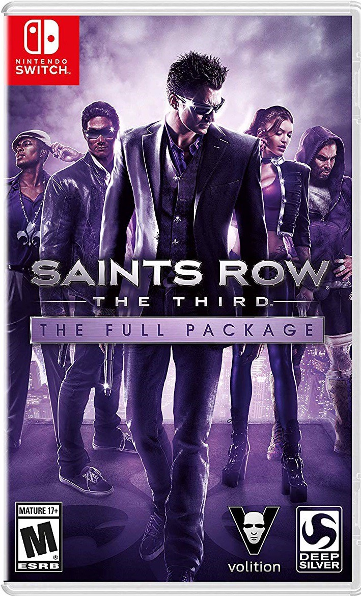 193 - Saints Row 3