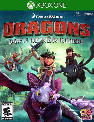 309 - Dragons: Dawn of New Riders